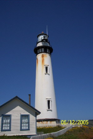 Pigeon Point Light House....Pescadero, Ca....Between Half Moon Bay & Santa Cruz