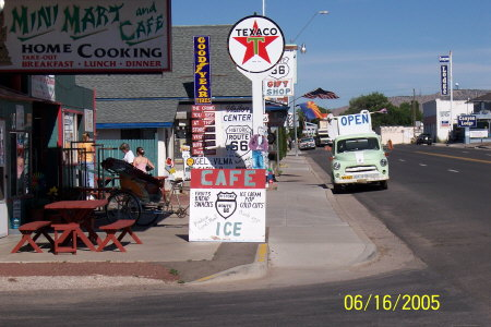 Seligman, Az........Historic Route 66